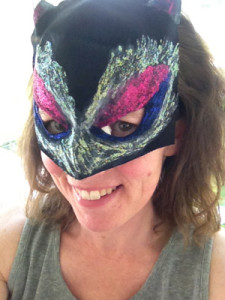 Masquerade party anyone? Thanks to my friend Laura, I'm all set...