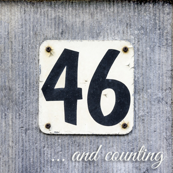 46 and counting